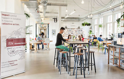 Mais qui inventa le coworking ? - Facilities, site du Facility management