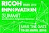 Ricoh Innovation Summit - Facilities, site du Facility management