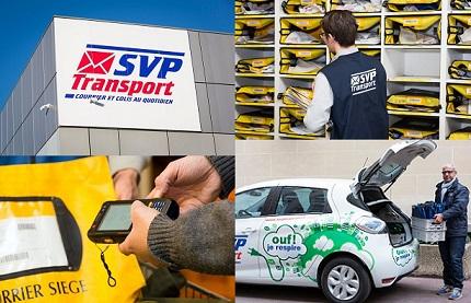 Svp Transport Groupe Elen Prestataires Courses Livraisons