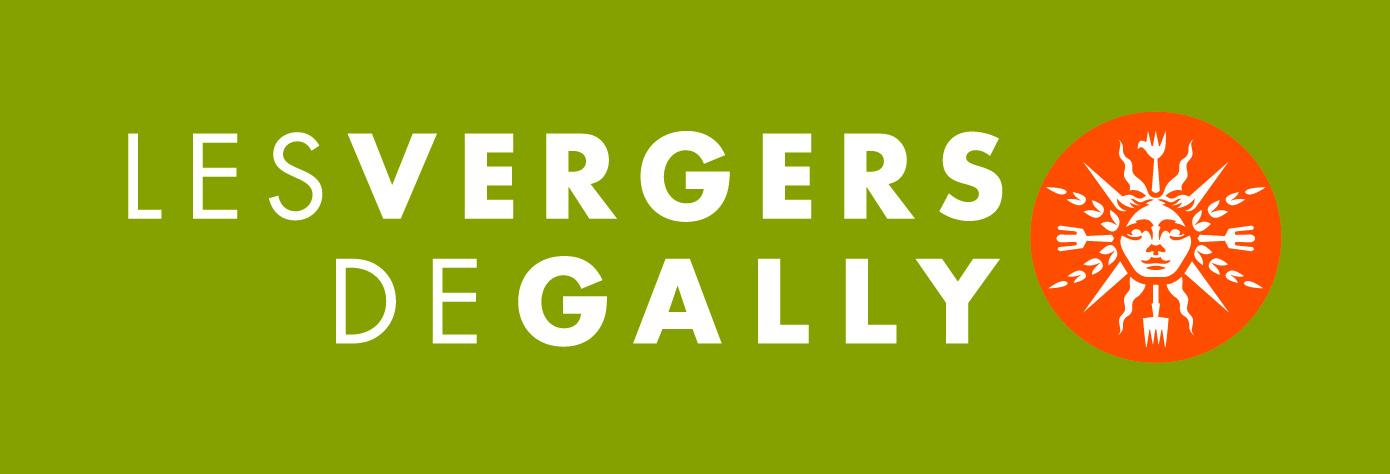 Logo LES VERGERS DE GALLY
