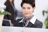 Naissance d'une profession : l'Accueil en entreprise - Facilities, site du Facility management