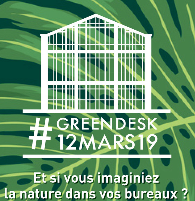 #Green Desk - Facilities, site du Facility management