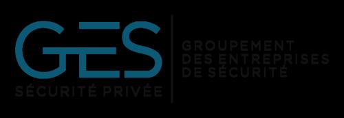 Logo GES-GROUPEMENT DES ENTREPRISES DE SECURITE