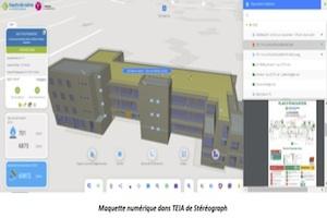 L'apport du numérique pour   optimiser un patrimoine immobilier tertiaire - Facilities, site du Facility management