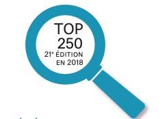 Top 250 des organisations Achats - Facilities, site du Facility management